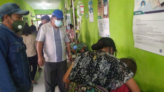 10 Warga Nggalak Leleng, Matim Sembuh Dari Keracunan Pangan, 127 Warga Masih Dirawat