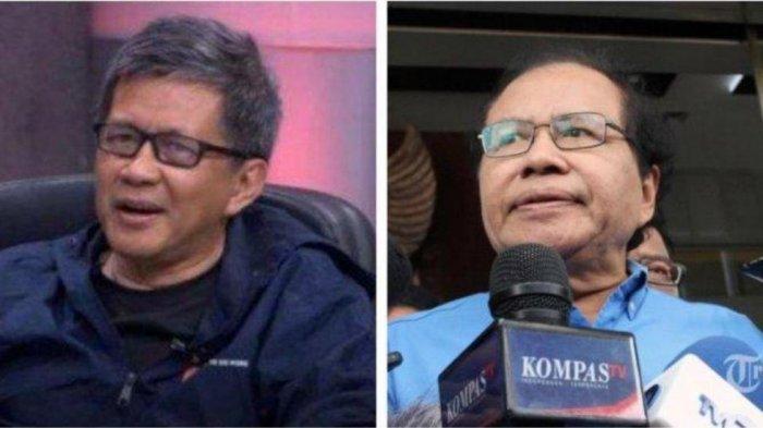 Bicara Kontroversi Dana Haji, Rocky Gerung dan Rizal Ramli Ditantang DPR RI Dialog di Forum Terbuka