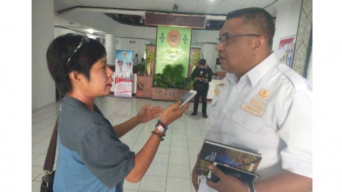 16 PTT Dukcapil Kota Kupang Kembali Bekerja Tapi Tanpa SK