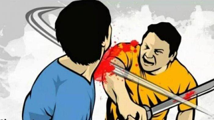 Bela Diri Jadi Alasan Chandra Habisi Nyawa Saudaranya di Malam Takbiran, Duel Maut Tak Terelakan