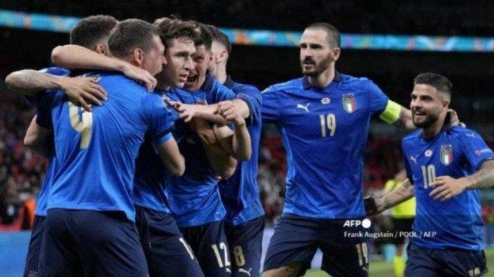 Jelang Final EURO 2020, 3 Orang di Timnas Italia Terpapar Covid-19, Ini Prediksi Italia Vs Inggris