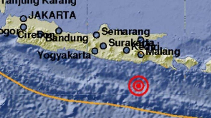 Gempa Besar M 8,9 dan Tsunami 29 Meter Berpotensi Terjadi di Pulau Jawa, BMKG: Waspada!