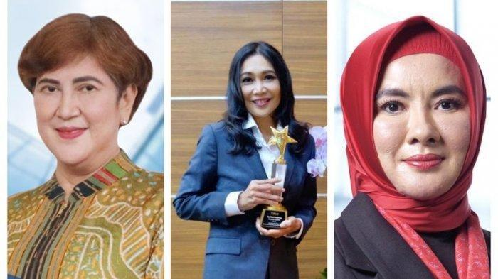 Tak Sekedar Cantik,3 Perempuan Indonesia ini Hebat & Sukses jadi Pemimpin BUMN, Siapa? Ini Daftarnya