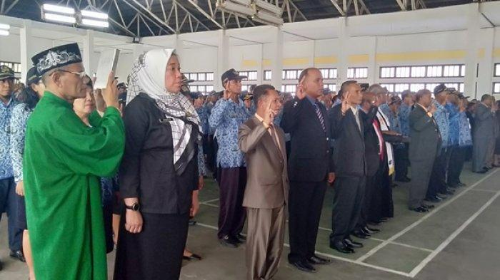 Bupati TTU Raymundus Sau Fernandes: Mutasi 330 Pejabat Eselon tak Ada Kaitan dengan Politik