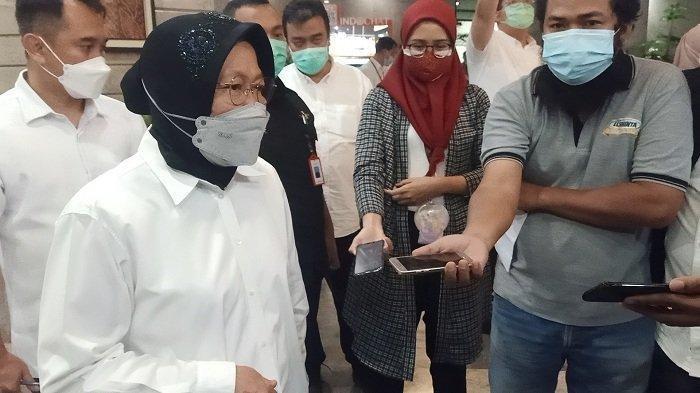 Risma Meradang Temukan Dana Bansos Disunat Rp 50 Ribu di Tangerang: Ini Kelewatan, Maunya Apa Sih?