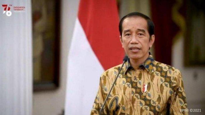 RESMI! Presiden Jokowi Perpanjang PPKM Level 4 Mulai 26 Juli hingga 2 Agustus 2021