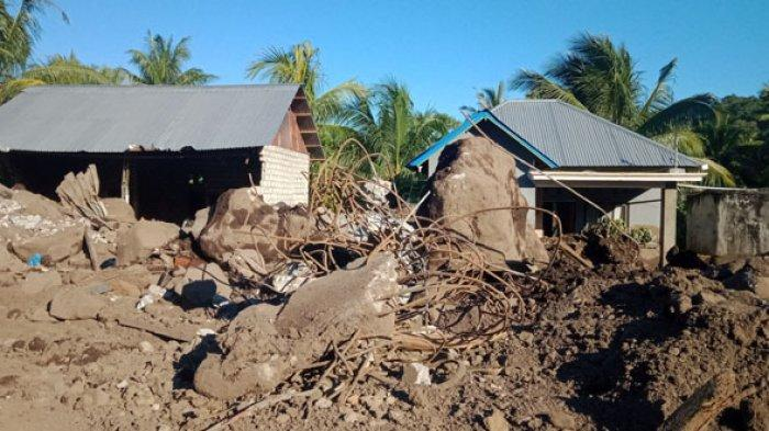 50 KK Korban Bencana di Desa Nelelamadika Adonara Siap Direlokasi