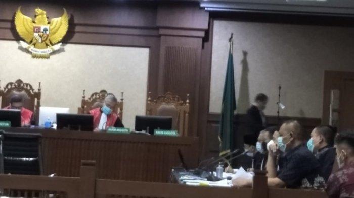 Kasus Korupsi Bansos Covid-19, Pegawai Kemensos Akui Habiskan Duit Suap Bansos di Tempat Karaoke