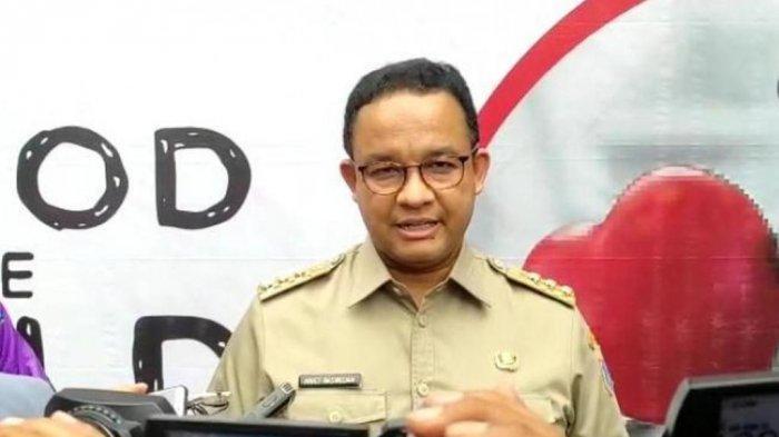 Tak Kenal Kompromi, Anies Baswedan Tutup 1.057 Perusahaan Karena Langgar Aturan PPKM