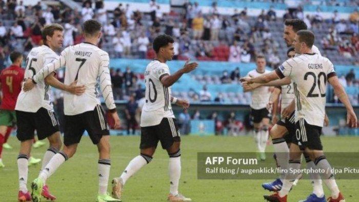 LIVE di RCTI dan Mola TV, Laga Jerman Vs Inggris Euro 2021, Perang Para Bintang Klub Elite Eropa