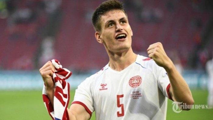 Skuat Lengkap Denmark di Euro 2021, Joakim Maehle Amunisi Atalanta Berpotensi Bikin Geger Serie A