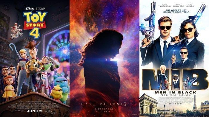 7 Film Hollywood yang Tayang di Bulan Juni, Catat Waktunya: Ada X-Men: Dark Phoenix & Toy Story 4