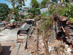 75 Rumah Rusak di RT 38 RW 12 Kelurahan Oesapa, Warga Bergotong Royong Perbaiki