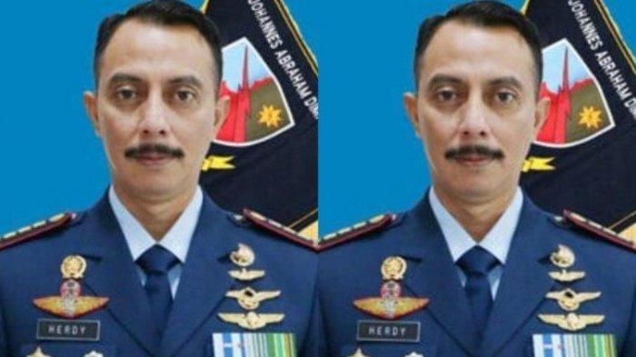 Sosok Danlanud Merauke Kolonel Pnb Herdy Arief Budiyanto yang Dicopot Panglima TNI, Ini Profilnya