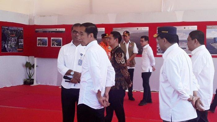 Dampak Kunjungan Jokowi