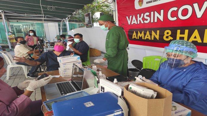 RSUD WZ Johannes Kupang Buka Layanan Vaksinasi Booster Untuk Tenaga Kesehatan Setiap Hari
