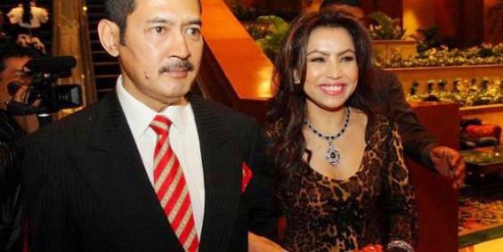 Tak Terima Dicekal Ke Luar Negeri, Putra Sulung Presiden Soeharto Gugat Menteri Keuangan Sri Mulyani