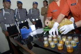 BNNP NTT Tes Urine 3.689 Orang Selama Tahun 2015