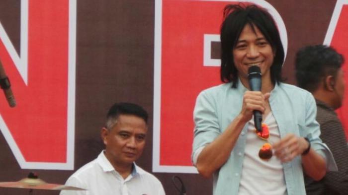 Kini Jadi Komisari Telkom Juga Punya Jabatan Lain, Ini Peran Abdee Slan Dukung Jokowi Jadi Presiden
