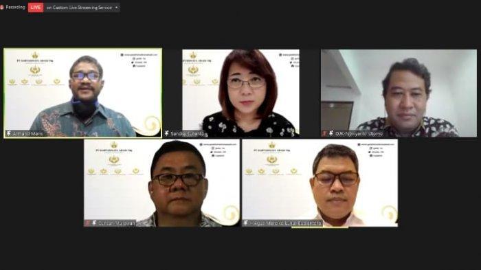 Ekspansi Bisnis Pegadaian di NTT, Hartadinata Abadi Kantongi Izin OJK