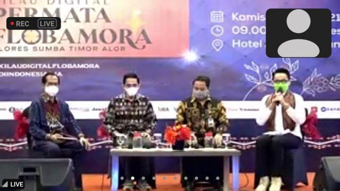 Walikota Kupang Ajak Pelaku UMKM Manfaatkan Platform Digital