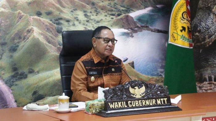 Wagub Josef Nae Soi Minta PLN Perhatikan Pasokan Listrik Seluruh Rumah Sakit