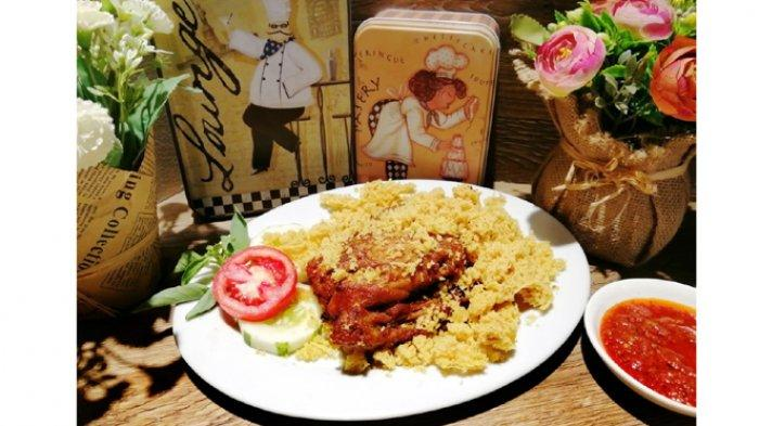 TRIBUN WIKI : Ayam Goreng Veteran Waroenk, Hasil Kreasi dari Resep Ayam Goreng Mbok Berek