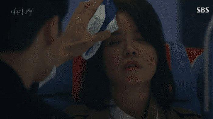 """7 Kali Lee Je Hoon Membuat Kita Terbenam dalam Episode 9-12 Drakor """"Where Stars Land"""""""