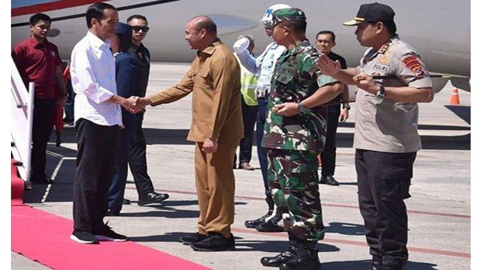 Gubernur NTT Viktor Laiskodat Juga Diminta Masuk Bursa Calon Menteri Kabinet Jokowi - Maruf Amin