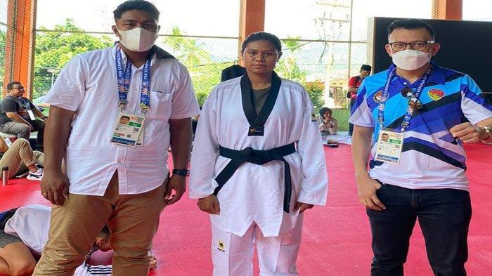 Agnes Cofitalan Tersingkir di Taekwondo