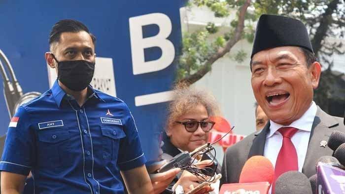 Jadi Ketum Demokrat Versi KLB Siapa Lebih Kaya Moeldoko VS AHY, Segini Harta Anak SBY dan KSP Jokowi