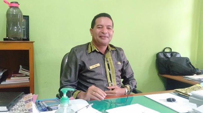 Kepala Dinas Kesehatan Kabupaten Ngada, Agustinus Naru.