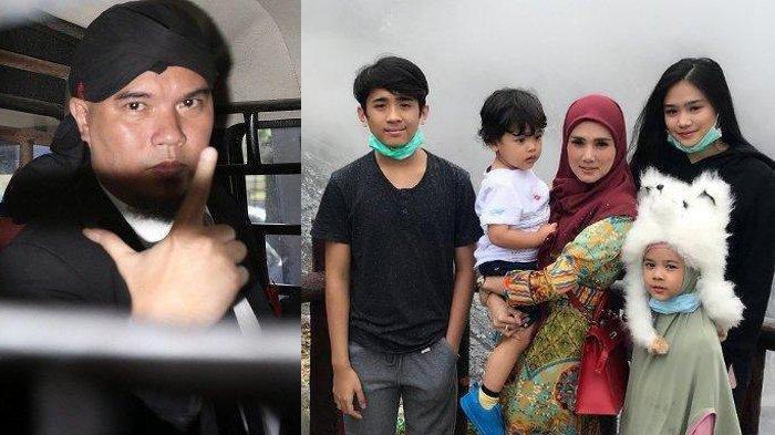 Mulan Jameela Unggah Video Ahmad Dhani Bersama Safeea, Mantan Suami Maia Estianty Jujur Akui Salah