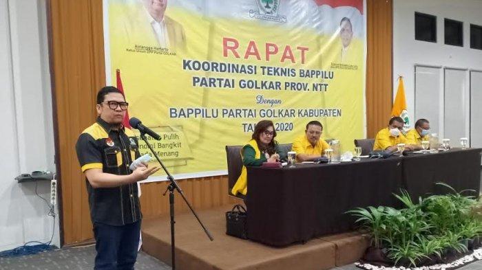 Golkar Optimis Menang di Pilkada NTT, DPP : Kita Punya Calon Terbaik