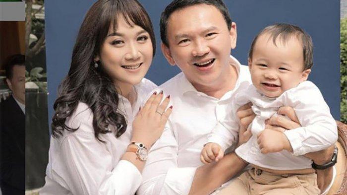 Dituding Rebut Ahok dari Veronica Tan, Puput Nastiti Unggah Foto Bareng Mertua, Singgung Soal Fitnah