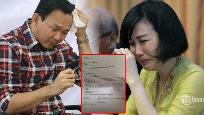 Benarkah Veronica Tan CLBK atau CMBK?
