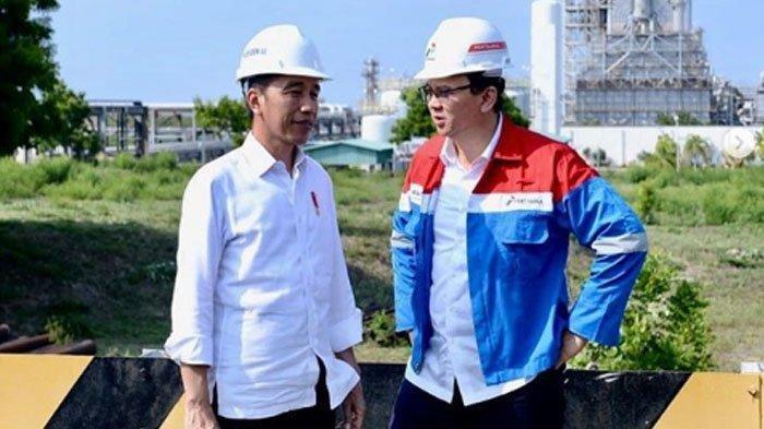 Ahok Calon Pemimpin Ibu Kota Baru, Ini Daftar 4 Calon yang Ditunjuk Presiden Jokowi