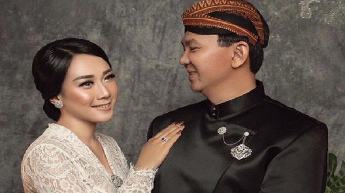 Ahok Jabat Dirut BUMN, Begini Reaksi Jokowi Terhadap Suami Puput Nastiti Devi, Mantan Veronica Tan