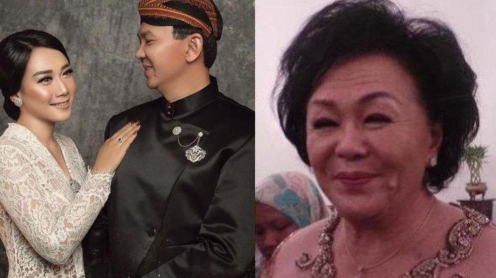 Ibunda Ahok Blak-blakan,Heran Puput NastitiDevi Bikin Ahok JatuhCinta,Berani Tinggalkan Veronica Tan