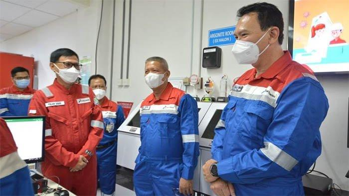 Sedang Menjabat Komut Pertamina, Ahok Dijagokan Lagi Jadi Kepala Badan Pangan Nasional