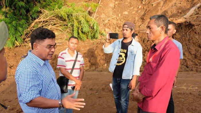 Andreas Hugo Pareira, Komunikasikan DPP PDIP Salurkan Dana Bantuan Bencana NTT