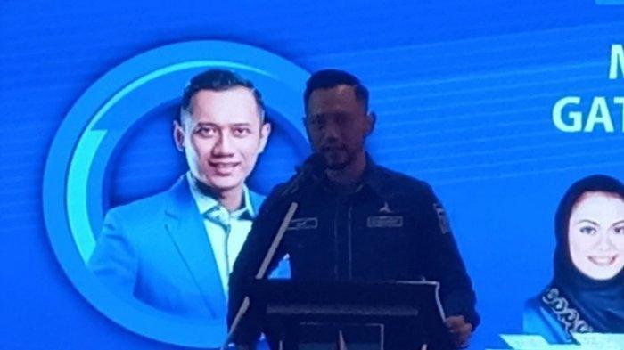 Agus Harimurti Yudhoyono : Demokrat Semakin Kompak dan Berani
