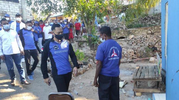 Penanganan Bencana NTT, Ketua Umum Demokrat Agus Harimurti Yudhoyono Apresiasi Pemerintah Daerah