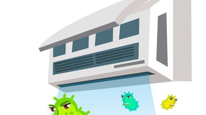 Hati-Hati! Jangan Disepelekan, AC Bisa Jadi Tempat Berkembang Biak Virus Corona, Benarkah?