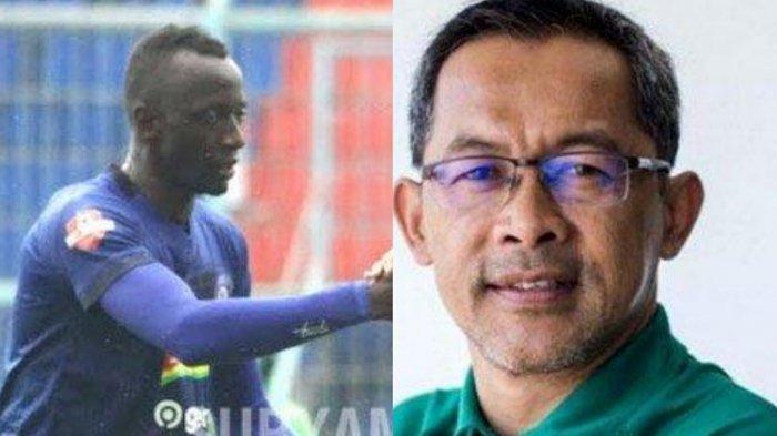 Masuk Klub Baru Persebaya Menanti Makan Konate dan Komentar Pelatih Arema Aji Santoso, Simak YUK