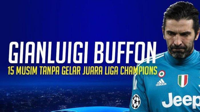 20 Tahun Bersama Juve, Legendaris Kiper Gianluigi Buffon Resmi Tinggalkan Juventus, Kontrak ?