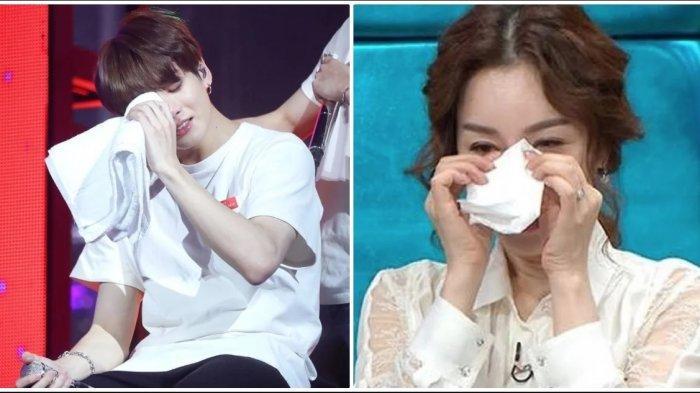 Aktris Kim Jung Nan Mengaku Pernah Dibuat Menangis oleh Jungkook BTS, Wah Kenapa ya?