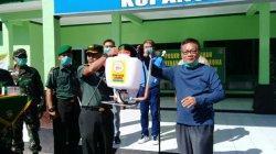 Bantuan Disinfektan untuk 51 Kelurahan di Kota Kupang diserahkan hari ini