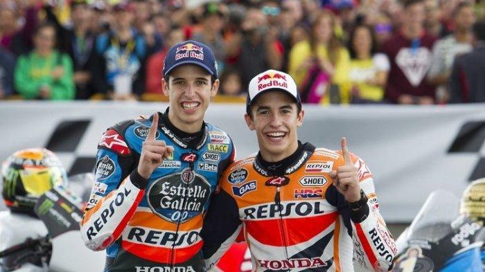 Alex Marquez Resmi Bergabung ke Repsol Honda, Marquez Bersaudara Resmi Jadi Rekan Satu Tim