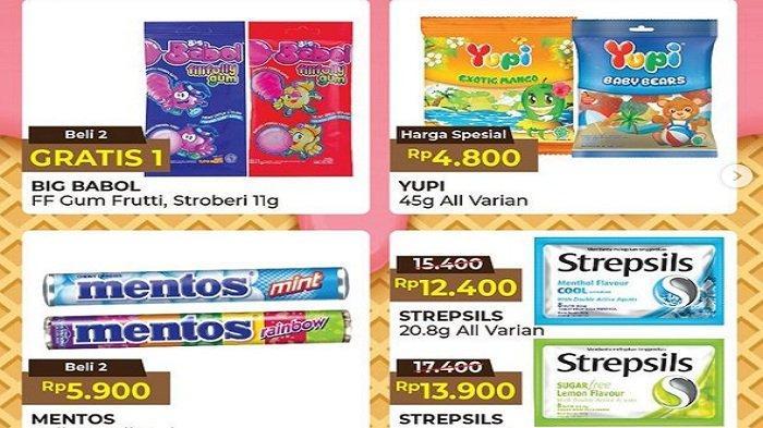 Alfamart Kamis 3 Juni 2021 Oronamin Serba Rp5.000 Marie Regal Rp10.000 So Klin Lantai Rp15.000/2Pcs